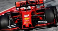 """Image: Vettel not a fan of """"really ugly"""" new front wings"""