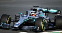 Afbeelding: Hamilton en Bottas blikken terug op de tweede testdag