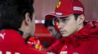 """Afbeelding: Vettel: """"Natuurlijk is Leclerc een echte rivaal"""""""