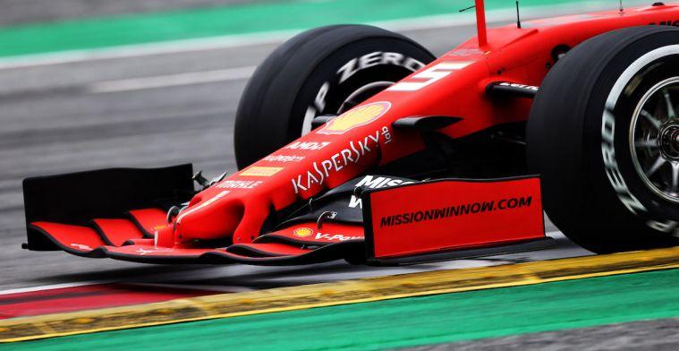 Red Bull: 'Onze voorvleugel heeft meer potentieel dan het concept van Ferrari'