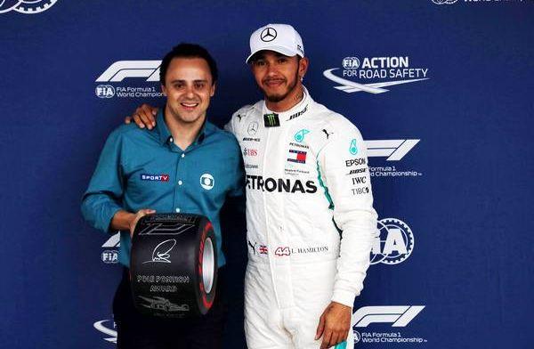 """Hamilton: """"Ferrari oogt heel, heel sterk, maar…"""""""