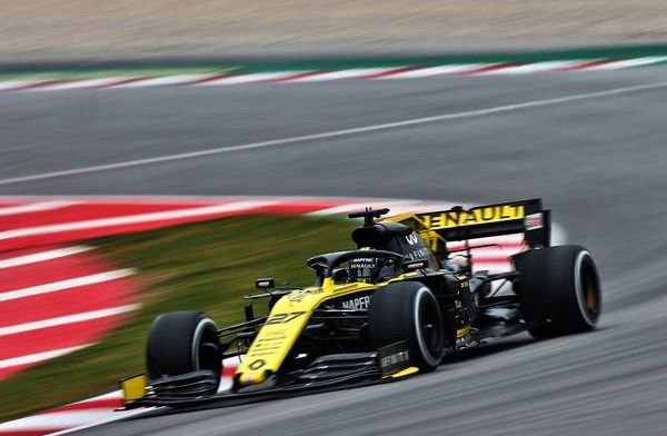 F1 Testing afternoon round-up - Hulkenberg tops final day of testing