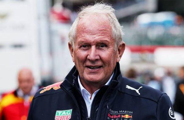 """Marko: """"We zijn sneller dan Mercedes, niet alleen vanwege het chassis…"""""""