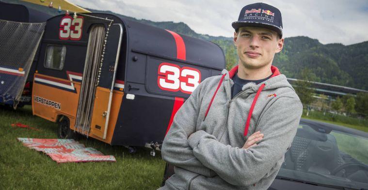 Max Verstappen laat zich uit over zijn hoogste verkeersboete