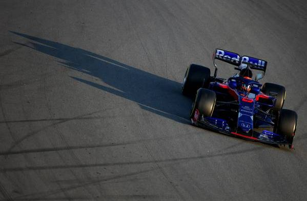 Toro Rosso director says rookie Albon exceeded my expectations
