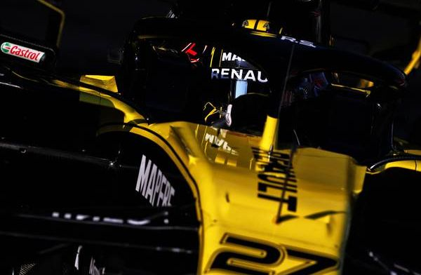 Hulkenberg optimistic after positive first week of testing