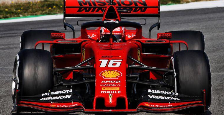Stelling: Ferrari favoriet voor 2019 ondanks sandbaggen door Red Bull en Mercedes