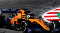 Afbeelding: Drie McLaren-teamleden naar medisch centrum vervoerd na brand in garage