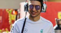 Afbeelding: Esteban Ocon kan afkijken bij de leermeester bij Mercedes