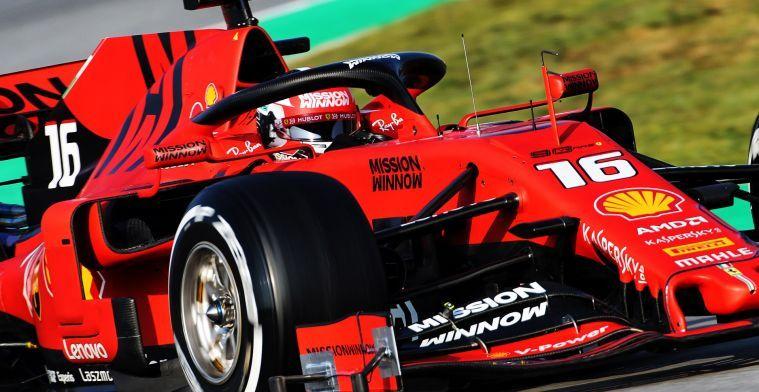 Vettel en Leclerc beide dagelijks in actie met SF90 in testweek twee