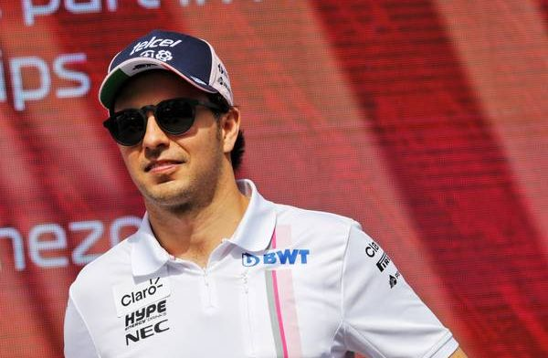 Perez expresses concerns of Mexican Grand Prix