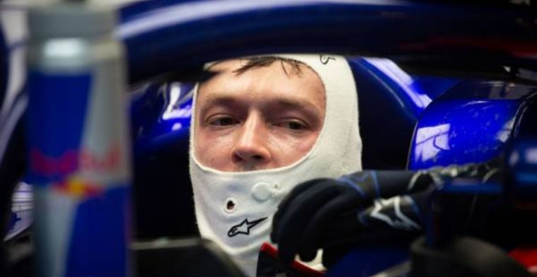 Kvyat more motivated than ever