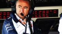 Image: Lowe admits disappointment in testing so far for Williams