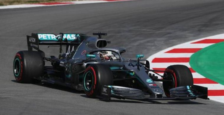 Live: Formula 1 2019 pre-season testing day 5