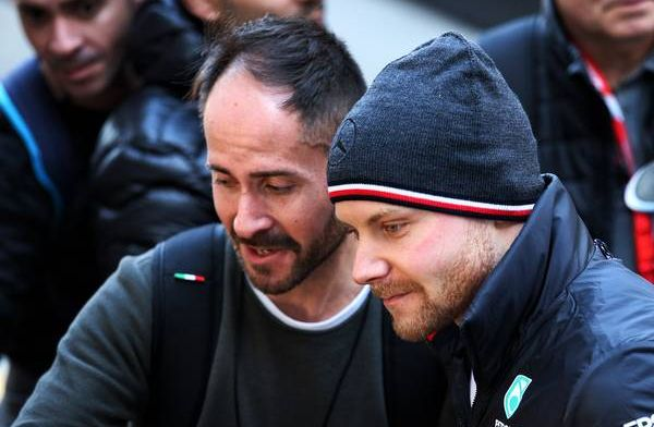Bottas hope he will be treated equal at Mercedes