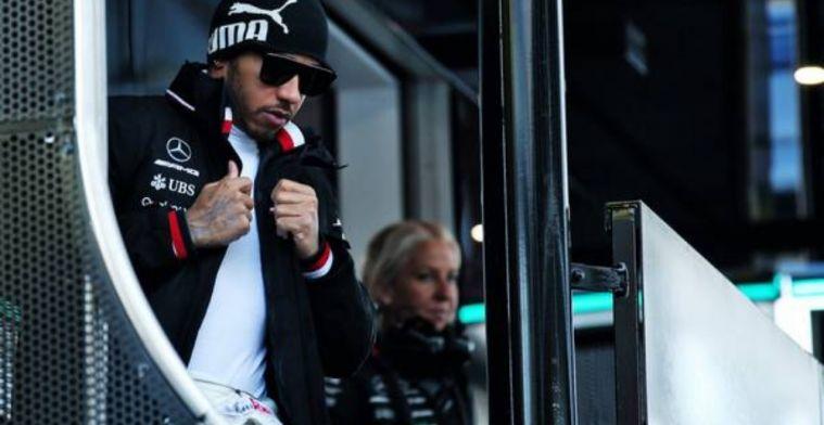 Ferrari aren't Mercedes' only rival