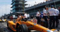 Image: McLaren confirm Alonso Indy500 number ahead of triple crown attempt