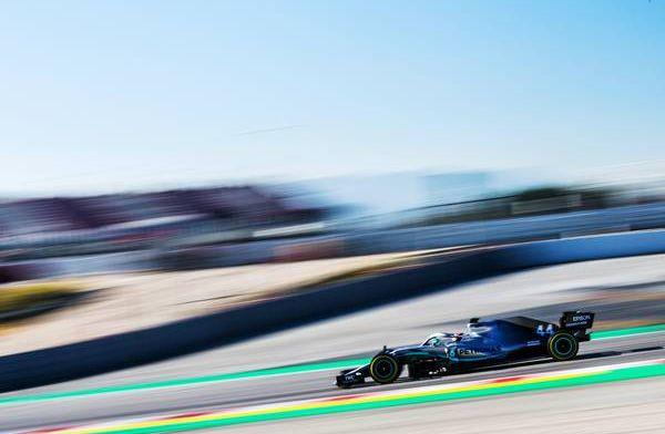 LIVE: Formula 1 Testing day six Barcelona