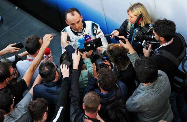 Kubica determined to start really working at Williams