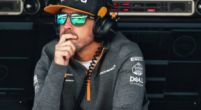 """Image: Alonso would """"feel bad"""" driving a McLaren in testing"""