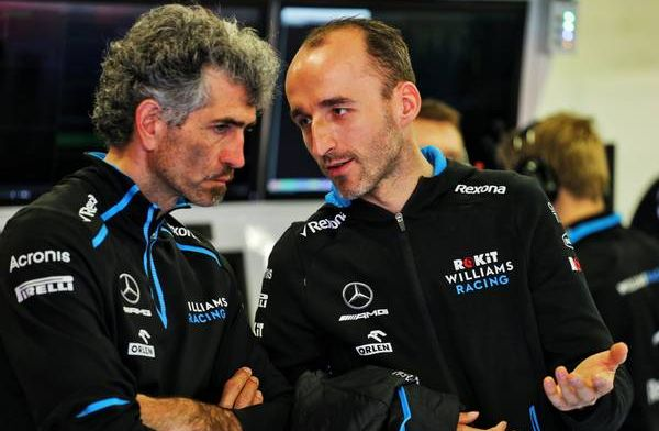 Lowe: Kubica has made some 'encouraging comments' about the car