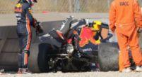 Afbeelding: Crash Gasly niet technische, maar menselijke fout
