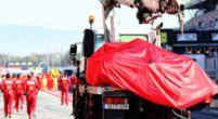 Afbeelding: Ferrari wijzigt haar plannen voor laatste twee testdagen