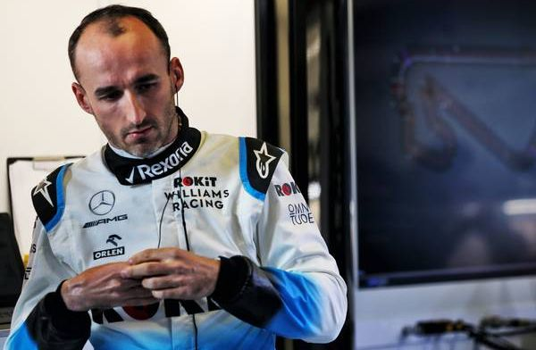 "Williams ""information was misleading"" according to Kubica"