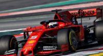 Afbeelding: F1 Wintertest update 13.00 (dag 8): Vettel razendsnel, Verstappen in pitbox