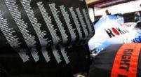 Afbeelding: Williams eert monteurs door hun namen op de achtervleugel te plaatsen