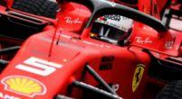 Afbeelding: Ferrari zet onderzoek naar Vettels crash voort