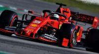 Afbeelding: De 1:16.221 van Sebastian Vettel in Barcelona in beeld!