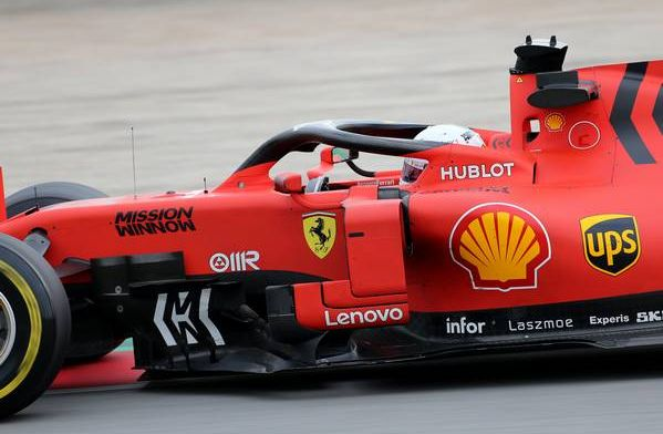 Ferrari changes official name and drops Mission Winnow