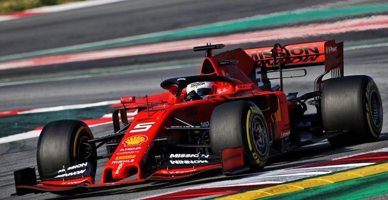 Prijzengeld voor F1-team bekend: Ferrari wederom slokop, Toro Rosso laatste