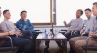Afbeelding: Verstappen praat openlijk over racepassie met Albon, Gasly en Kvyat