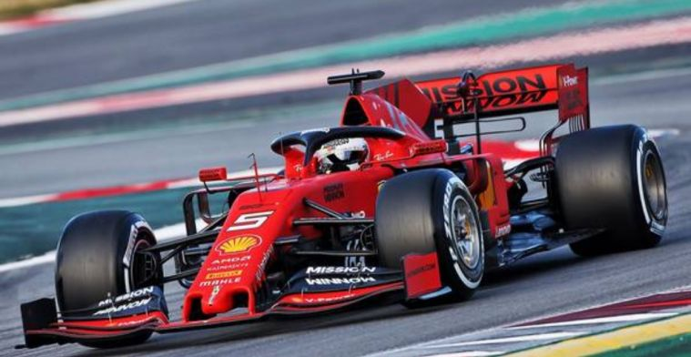 Vettel still has plenty of time at the top of motorsport