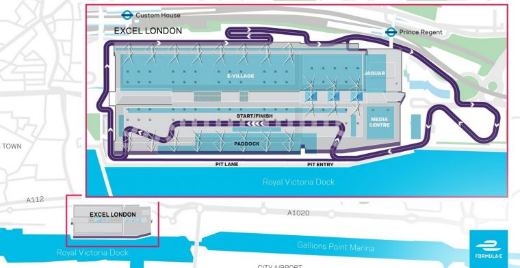 Formula E set for London return in 2020!