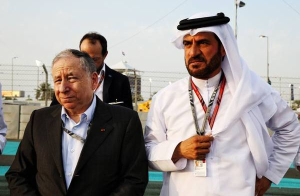 Todt believes that Formula 1 is a 'world of controversy'
