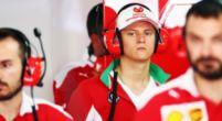 Afbeelding: Todt benadrukt: 'We moeten Mick Schumacher vooral met rust laten'