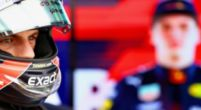 """Image: Verstappen """"couldn't sleep"""" night before first drive with Honda engine"""