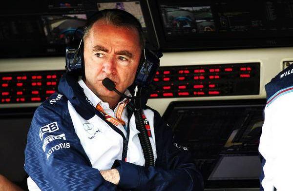 Paddy Lowe non-actief bij Williams vanwege 'persoonlijke redenen'