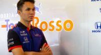 "Image: Albon had no ""nasty surprises"" from Toro Rosso ahead of rookie season"