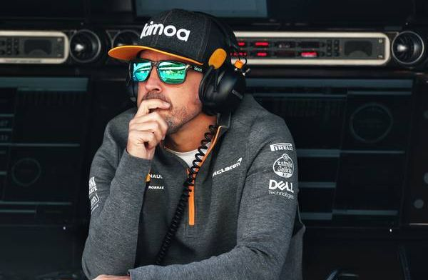 Alonso labels McLaren as surprisingly good
