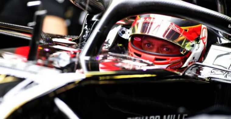 Steiner: New rules could allow Magnussen to win races at Haas
