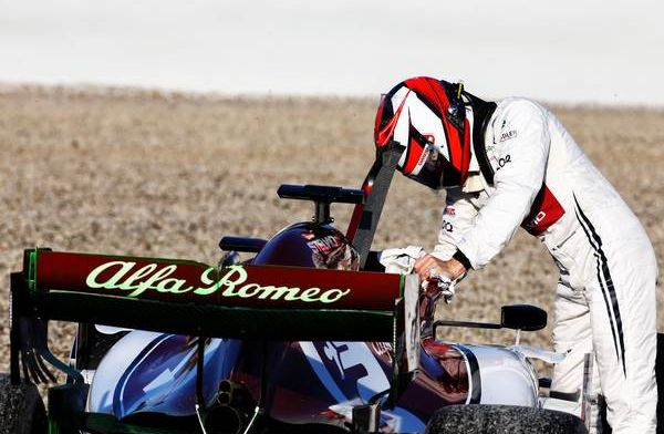 Raikkonen expecting tough midfield battle for Alfa Romeo