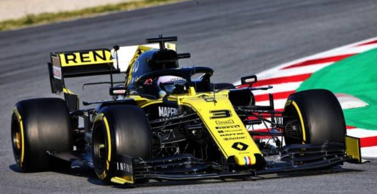 Ricciardo ready to play his part in Renault push