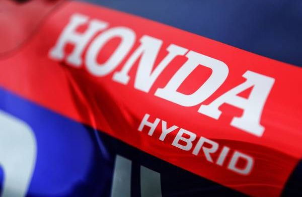 Most complex Honda packaging yet in Toro Rosso car