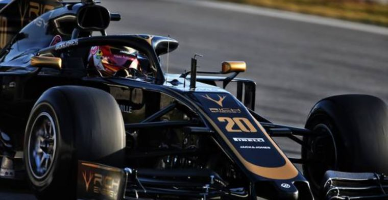 Magnussen admits Haas had a few too many issues in testing