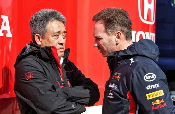 Honda engines the missing ingredient for Red Bull - Horner