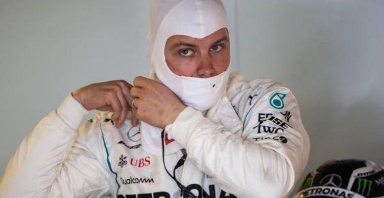 Watch: Valtteri Bottas explains helmet alterations